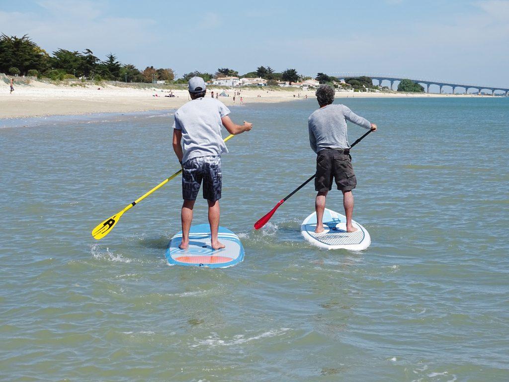Paddle - Activités nautiques