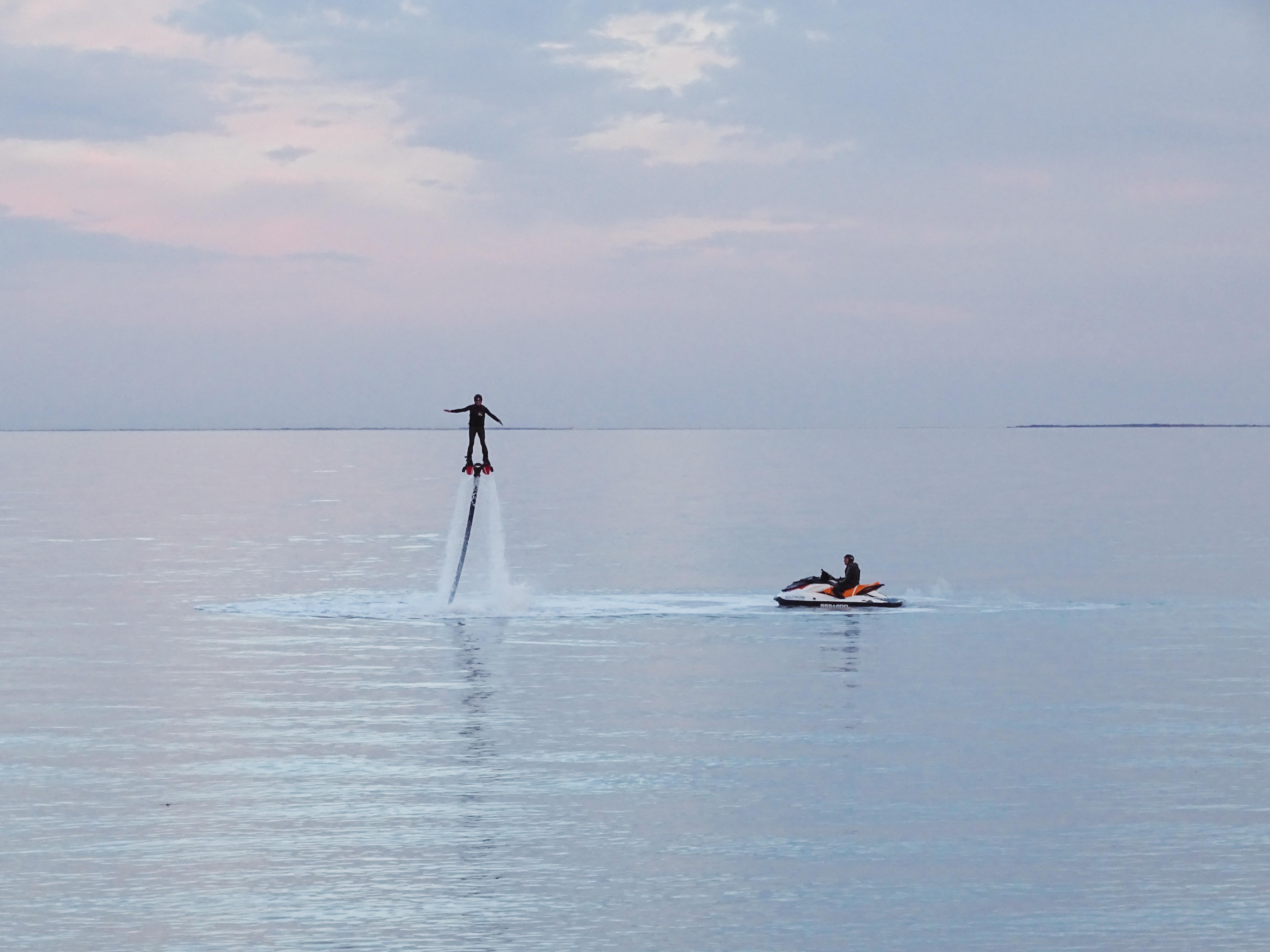 Flyboard - Activités nautiques