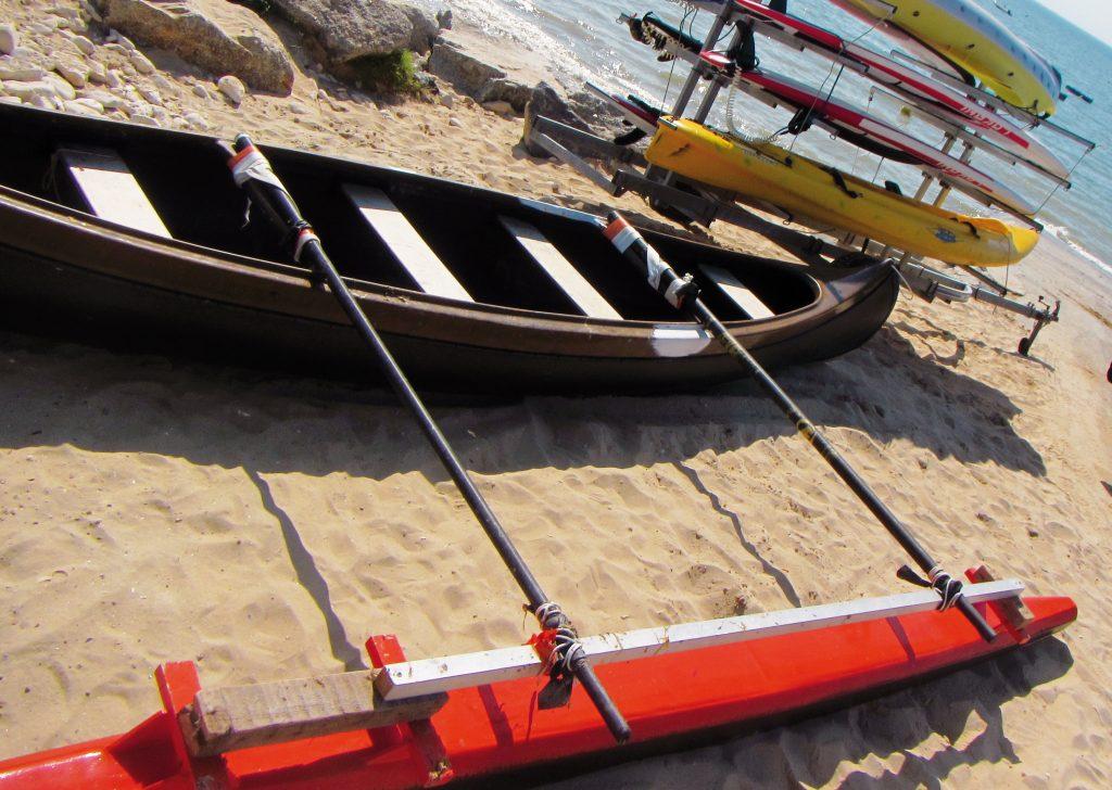 Pirogue - Activités nautiques