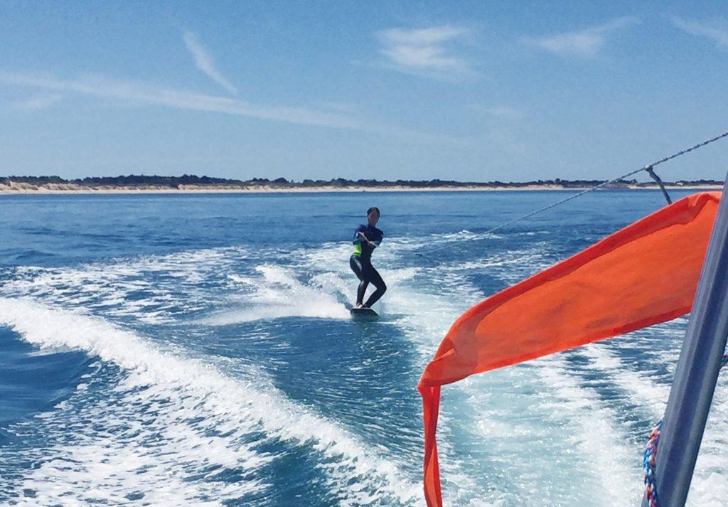 Jet ski - Wakeboard