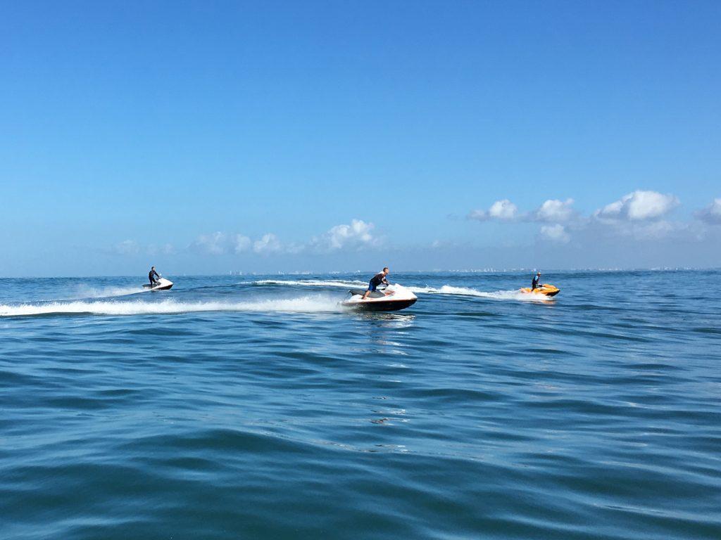 Jet ski - Activités nautiques