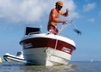 pêche sur l'ile de ré
