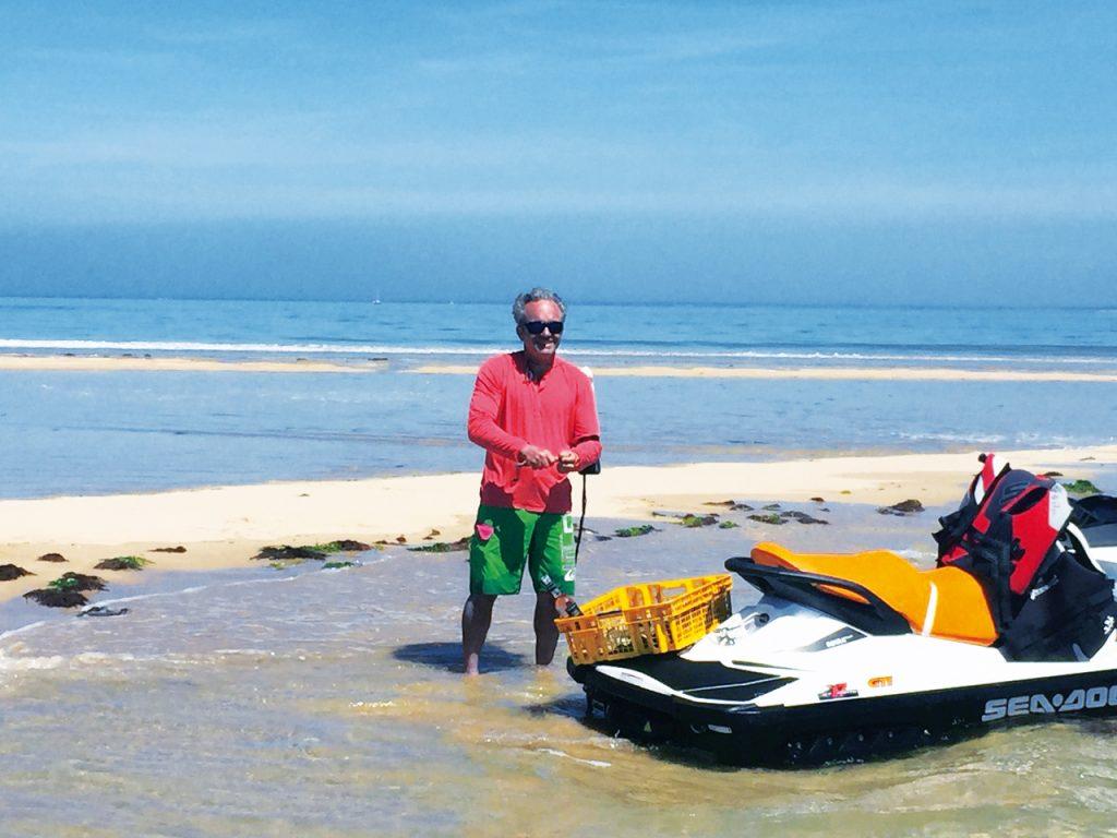 Randonnée Jet ski et Catamaran - Séminaires
