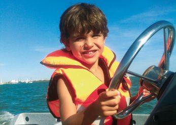 barque enfant ile de ré