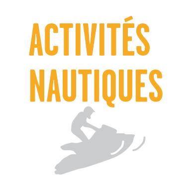 Icone activité nautiques