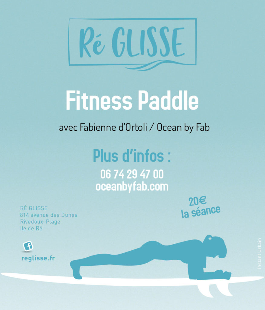 FITNESS PADDLE